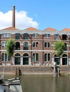 Yogaswing workshop in Rotterdam
