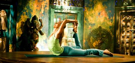 Earth FLow Practice van Shiva Rea