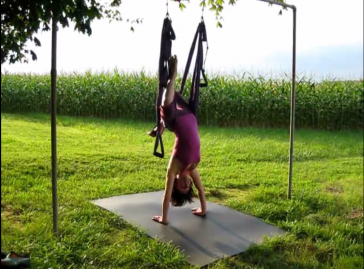 Yogaswing Vinyasa instructievideo