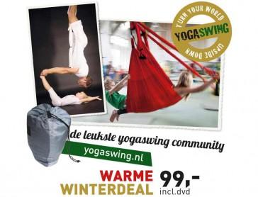 Yogaswing warme winterdeal